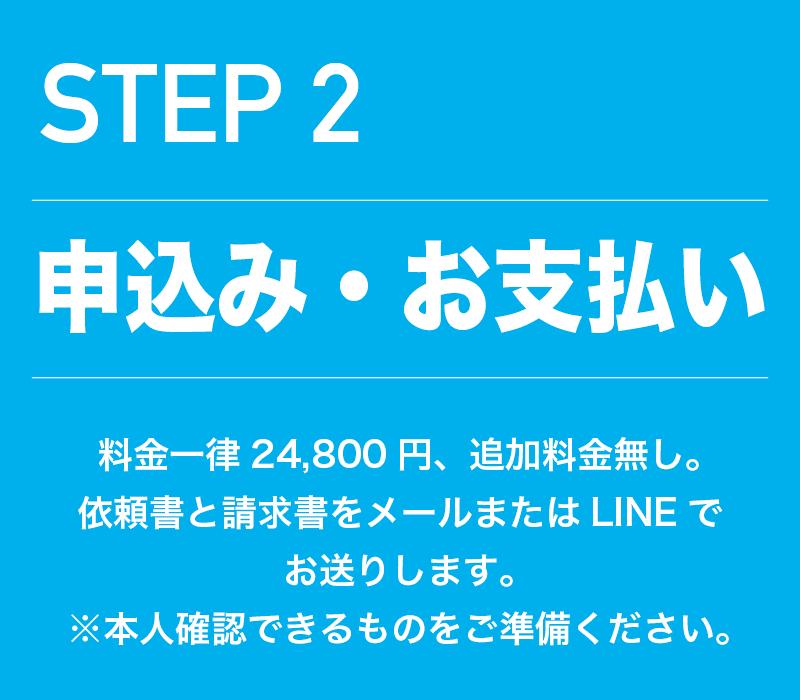 退職代行STEP-2