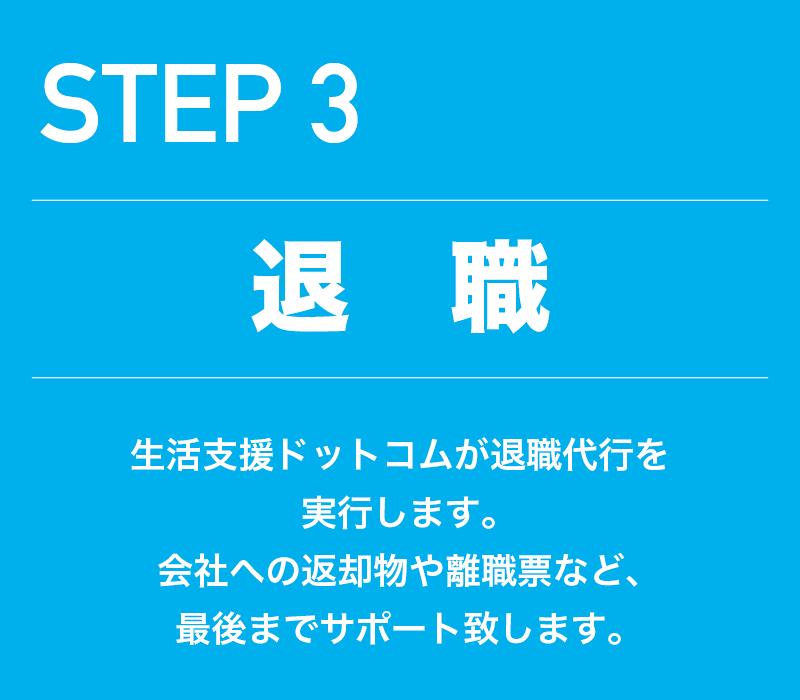 退職代行STEP-4